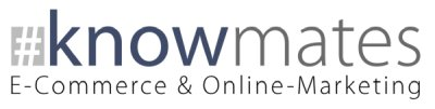 Logo der knowmates GmbH in Leipzig